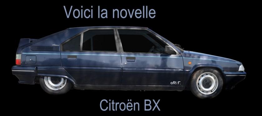 Citroën BX Millésime acheter