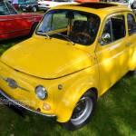 Fiat 500, Logo/Lizenz unbekannt Simca?