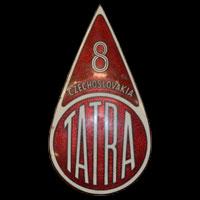 Logo Tatra 87 (1937-1950)