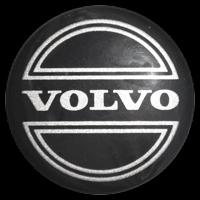 Logo Volvo Abdeckkappe auf Original Volvo-Felge