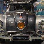 Tatra 87 das Hans Ledwinka nach dem Krieg von Felix Wankel geschenkt bekam und heute im Münchner Museum steht.der Tatra-Wagen