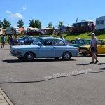 VW 1600 L Typ 3 1961–1973 bei Oldtimertreffen im Hymermuseum Bad Waldsee