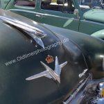 Chrysler Imperial mit Logo und Kühlerfigur / Hood ornament
