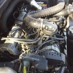 Citroen BX 1.6 Liter Motor quer eingebaut