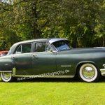 Chrysler Imperial auf dem Oldtimertreffen am Bodensee