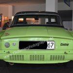 NSU Wankel Spider auf der Motorworld Classics Bodensee 2018