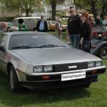 DeLorean DMC-12 front view