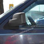 Citroen BX Detailbild zu verstellbarem Aussenspiegel aus Kunststoff