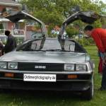 DeLorean DMC-12 Frontansicht