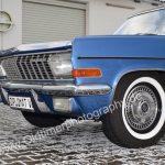 Opel Diplomat A Frontdetailansicht
