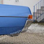 Opel Diplomat A Heckdetail