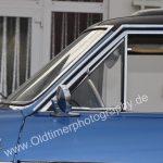 Opel Diplomat A Seitenfenster Detailansicht