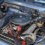 Opel Diplomat A V8 Motor mit 169 kW (230 PS)