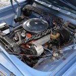 Opel Diplomat A V8 Motor mit 5354 cm³ Chevrolet 327 (327 Kubikzoll)