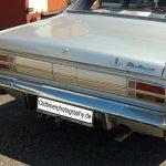 Opel Diplomat A mit EZ 12.1964 in Frankreich