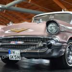 1957 Chevrolet Bel-Air sport sedan