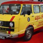 Alfa Romeo F12 Transporter 1966–1983