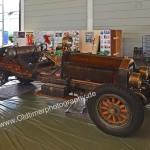 American LaFrance mit 6-Zylinder Motor und 120 PS