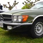 Mercedes-Benz R107 SL (1971–1989) US-Version