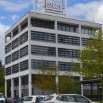 Messe Friedrichshafen Verwaltungsgebäude