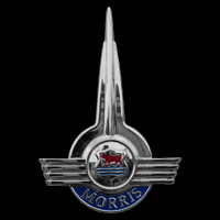 Logo Morris Minor 1000 Cabriolet