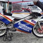 Rothmans Honda Motorrad Kiefer Racing