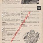 BMW 502 2,6 Liter Test in Motor-Rundschau Ausgabe 1/1959 Seite 7