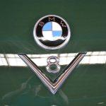 BMW 502 Polizeiwagen