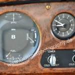Bentley S2 Armaturen von Smiths und Kienzle