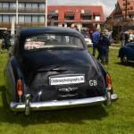 Bentley S2 Heckansicht