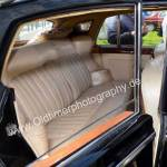 Bentley S2 Interieur im Fondbereich