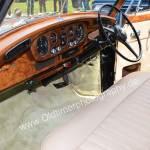 Bentley S2 Interieur mit Echtholzfurnier ausgestattet