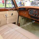 Bentley S2 Interieur vorne