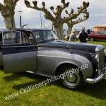 Bentley S2 side view