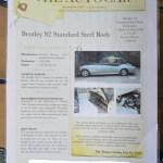 Bentley S2 technische Daten