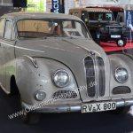BMW 501 mit schöner Patina erhalten