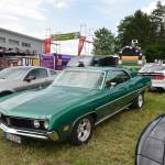 1971 Ford Torino bei den Junkers Days Aulendorf