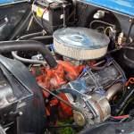 Chevrolet 3600-Pick-up Motorraum