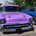 Chevrolet Bel Air in PINK
