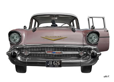 Chevrolet Bel Air for sale