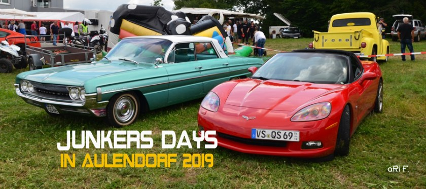 2019 Junkers Days in Aulendorf