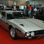 Lamborghini Espada 1968–1978 on a Car Show in Germany