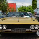 Lamborghini Espada GT front view