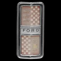 Logo Ford Torino 1971