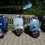 Motorroller von Piaggio