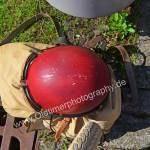 Vintage Motorrad-Helm