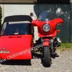 BMW Motorradgespann