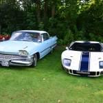 Dodge und Ford GT 40 mit 8 Zylinder Replica?