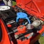 Fiat 127 Motorraum