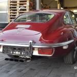 Jaguar E-Type Serie III Heckansicht